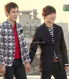 TOP and Daesung, Big Bang