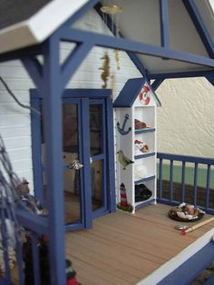 Dollshouse Accessory To Produce An Effect Toward Clear Vision Good Non Working Blue Electric Fire Doll House Miniature