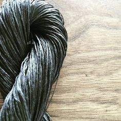 """@habutextiles's photo: """"Something new : ) might be coming up this fall ~ flat filament silk. Very subtle..."""""""