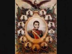 De Iturbide la Sacra Bandera Agustín de Iturbide y el Imperio Mexicano Parte 2