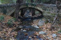 Μεσαιωνικό Γεφύρι Μηλιάς, Πλάτρες