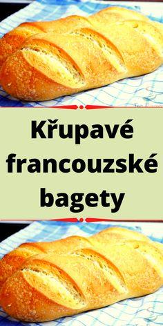 Hot Dog Buns, Hot Dogs, Czech Recipes, Bread, Homemade, Food, Home Made, Brot, Essen