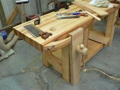 Big Wood Vise - WorkBench Gallery - Jay Knepper's WorkBench