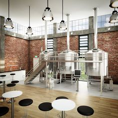 GEA Brewery Systems - complete craft brewing solutions that include the new Huppmann COMPACT-STAR™ craft brewhouses.