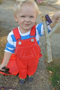 Dennis the Menace - 2013 Halloween Costume Contest