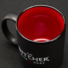 d2042e6d296 J!NX   The Witcher 3 White Wolf Mug Wilk Polarny