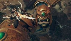 Iron Galaxys Extinction Gets New Details and Gameplay
