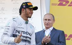 Lewis Hamilton says controlling Russian GP was still a challenge after serene win