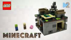 LEGO Minecraft The Village Review! LEGO 21105 Minecraft Video Games, How To Play Minecraft, Lego Minecraft, Lego Brick, Lego Sets, Best Gifts, Lego Blocks, Lego Games