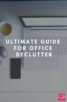 Check out these 15 tips and tricks on how to organize any office space. Whether it is your desk at an office or a desk in your home, these storage solutions and organization tips are a sure way to help keep your work organized! #earlybirdmom #declutteryouroffice #cleanworkspace