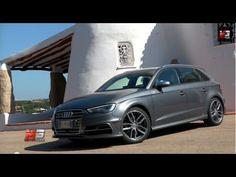 AUDI S3 SPORTBACK 2014 - TEST DRIVE COSTA SMERALDA ONLY SOUND