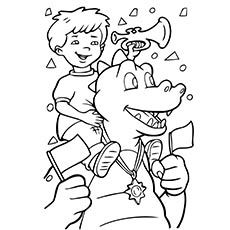 Top 25 Free Printable Dragon Tales Coloring Pages Online  Dragon