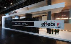 Euroshop Düsseldorf 2014   Effebi stand by STUDIO A+D