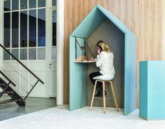 Découvrez une solution unique et acoustique avec la cabane myO
