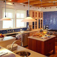 2002 | Bald Head Island, NC | Kitchen | Designer: Linda Woodrum