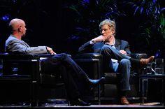 Robert Redford - Sundance London - An Evening With Robert Redford And T Bone Burnett at Indig02 (April 25, 2012)