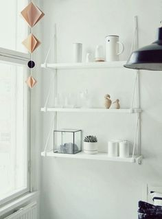 IKEA Gallo shelving | Design on a budget