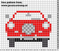 Pixel Art, Cross Stitch Embroidery, Cross Stitch Patterns, Pixel Crochet Blanket, Small Cross Stitch, Crochet Diagram, Christmas Cross, Perler Beads, Beading Patterns