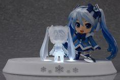 Nendoroid Snow Miku : Fluffy Coat Ver.