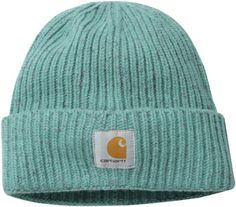 Carhartt Women's Rockcastle Watch Hat,Coastline Heather  (Closeout),One Size Carhartt http://www.amazon.com/dp/B00C9VMZAG/ref=cm_sw_r_pi_dp_uvDzwb1EBV2S3