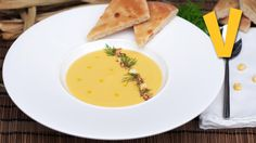 Here is a recipe for a vegan delicious and smooth cream of corn. In this video we will demonstrate how to make this amazing soup using healthy and easy-to-fi...
