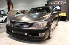 2004 Lexus IS 300 from SEMA - Throwback Thursday. Check out this 2004 Lexus IS 300 from SEMA by Maricar Cortez. What do you think! Lexus Cars, Throwback Thursday, Vehicles, Check, Cars, Vehicle