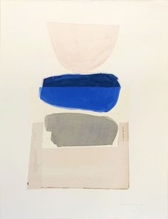 Pink over Blue over Grey - Claire Oswalt Tappan | tappancollective.com…