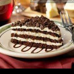 Chocolate cheesecake!!