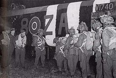 Ind Coy just before Take Off - Credit - 6th British Airborne