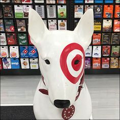 Retail Fixtures, Store Fixtures, All Gifts, Unusual Gifts, Visual Merchandising, Piggy Bank, Target, Display, Dogs