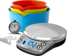 Perfect - Bake PRO Smart Scale - Silver