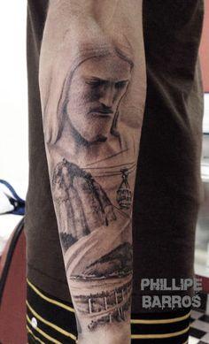 Rio de Janeiro Tattoo / Tatuagem Phillipe Barros https://www.facebook.com/phillipebarrosarte?ref=hl