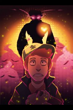 """(Mystery Skulls/Gravity Falls) """"You could NEVER understand..."""""""