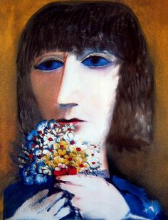 Our database has art auction market prices for Charles Blackman, Australia and other Australian and New Zealand artists covering the last 40 years sales. Spring Poem, Henry Thomas, Unusual Art, Australian Art, Art Auction, Art Images, Artists, Flowers, Painting