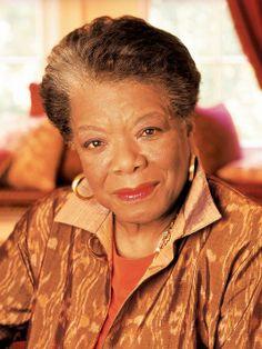 Maja angelou the writer | Maya Angelou, author of 'Mom & Me & Mom.' (Photo: Dwight Carter)