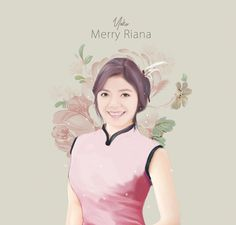Merry Riana by yukomikus.deviantart.com on @DeviantArt
