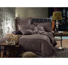 Season's Collection Isabella 3-Piece Embroidered Duvet Cover Set