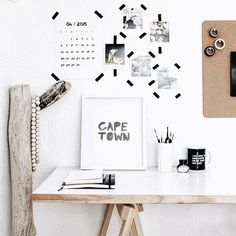 This week is your chance to do some gift shopping since all of our sale items (including our Cape Town print) are ready to ship.  Link to sale in bio.