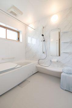Craftsman Cottage, Washroom, Corner Bathtub, House Design, Interior, Home, Indoor, Laundry Room, Ad Home