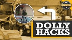 Learn some Household Dolly Hacks to make your films look more professional at no cost
