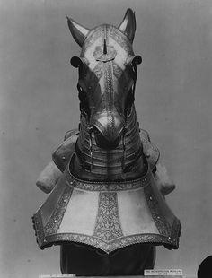 Horse Armor Made for a Member of the Collalto Family | Italian, probably Milan…