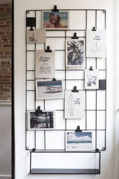 Hang je vrolijkste quotes, belangrijke boodschappenlijst of liefste foto's op aan het vtwonen memobord.