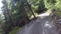 Whistler Bike Trail Lost Lake Mountain biking in Whistler