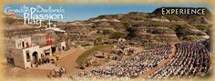 Obviously the Canadian Badlands Passion Play is a widely renowned event held each summer in Drumheller.