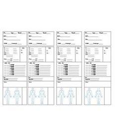 Travel Nursing Tips Notes Ed Nurse Life Report Sheet Brain Rn Programs Lpn To