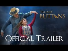 Buttons The Movie Christmas Tale, Christmas Movies, Great Movies, New Movies, Movies Coming Soon, Angela Lansbury, Upcoming Movies, Official Trailer, Movie Trailers