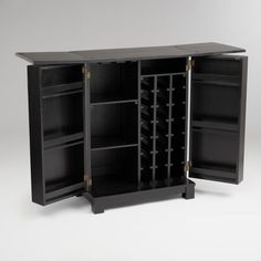 Antique Black Verona Bar