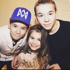 Marcus and Martinus and siste Holding Baby, Twin Brothers, Supernatural Fandom, My Little Pony, Superstar, Bae, Singer, My Love, Celebrities