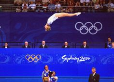 An Illustrated History of Olympic Gymnastics: Trampoline is Added to the Olympics