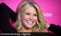 At Here's How Christie Brinkley Shows Zero Signs of Aging Christie Brinkley Age, Beauty Secrets, Beauty Hacks, Beauty Ideas, Beauty Tips, How To Get Tan, Sagging Skin, Wrinkle Remover, Quites